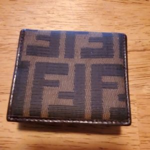 Fendi Change Purse Authentic